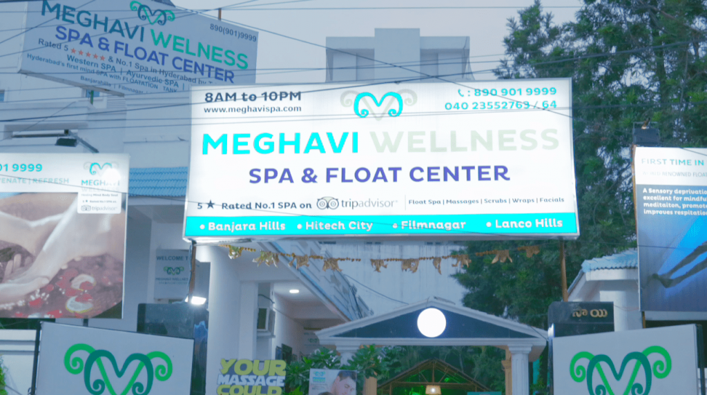 Best spa in Hyderabad | Body Massage Services - Meghavi Wellness Spa