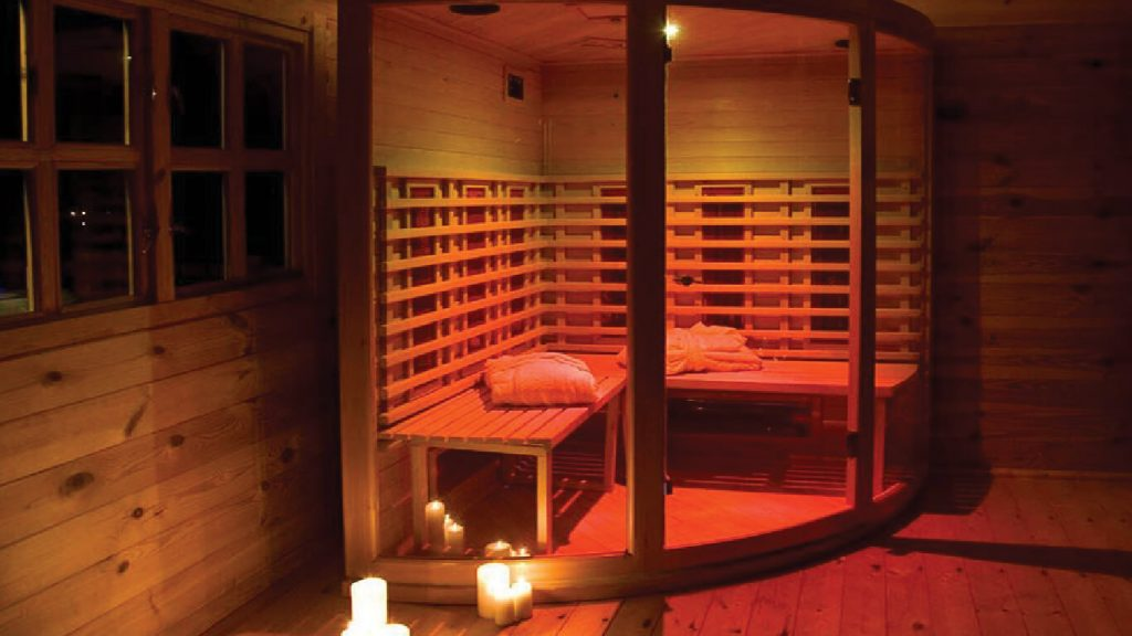 infrared sauna available in hyderabad